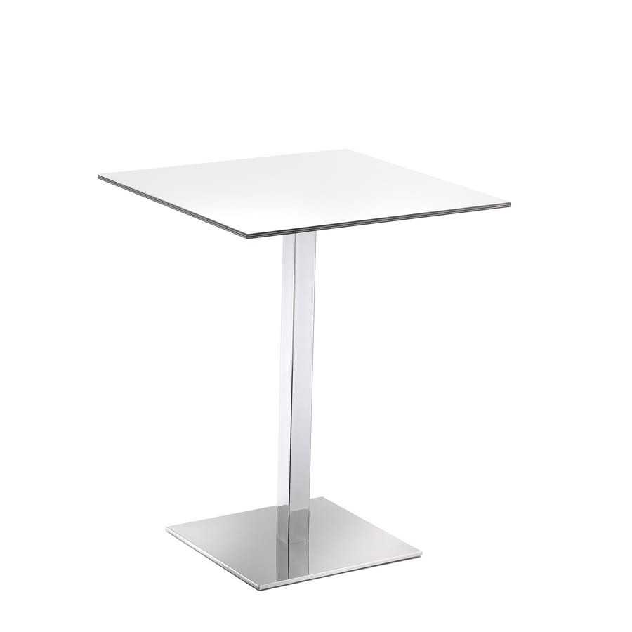 Venere, Modern coffee table, Compactop top, for bars and pubs