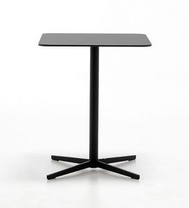 X-foot, Bar and restaurant table, with HPL top
