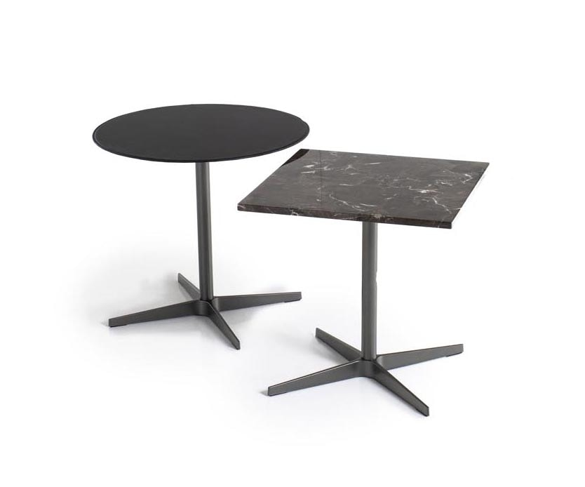 Basic, Collections of tables with metal base