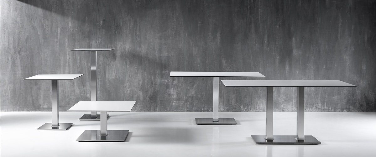 405Q, Double column table base