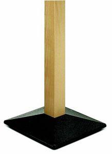 4160 Quadra, Cast iron base for restaurant tables