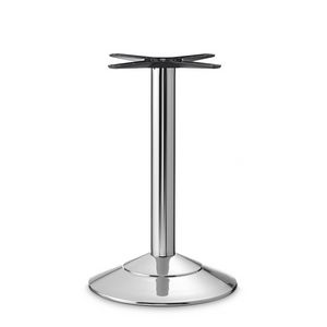 470, Table base in stainless steel