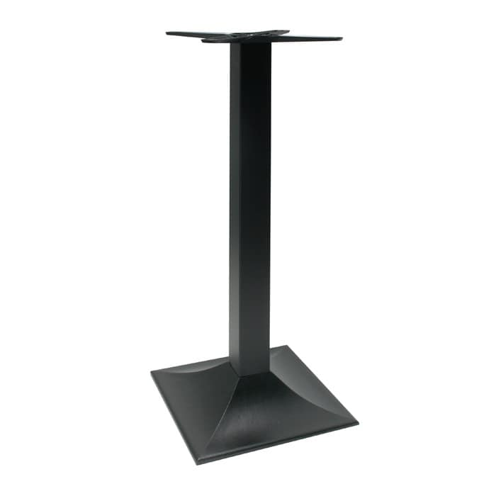 901 high, Base for high tables, made of cast iron