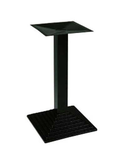 903, Solid base for table, in cast iron, for wine bar