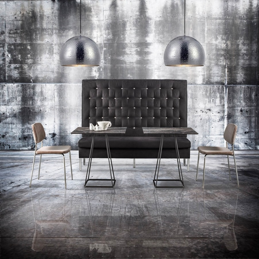 Art. 1054 Minimal, Base for bar and restaurant tables