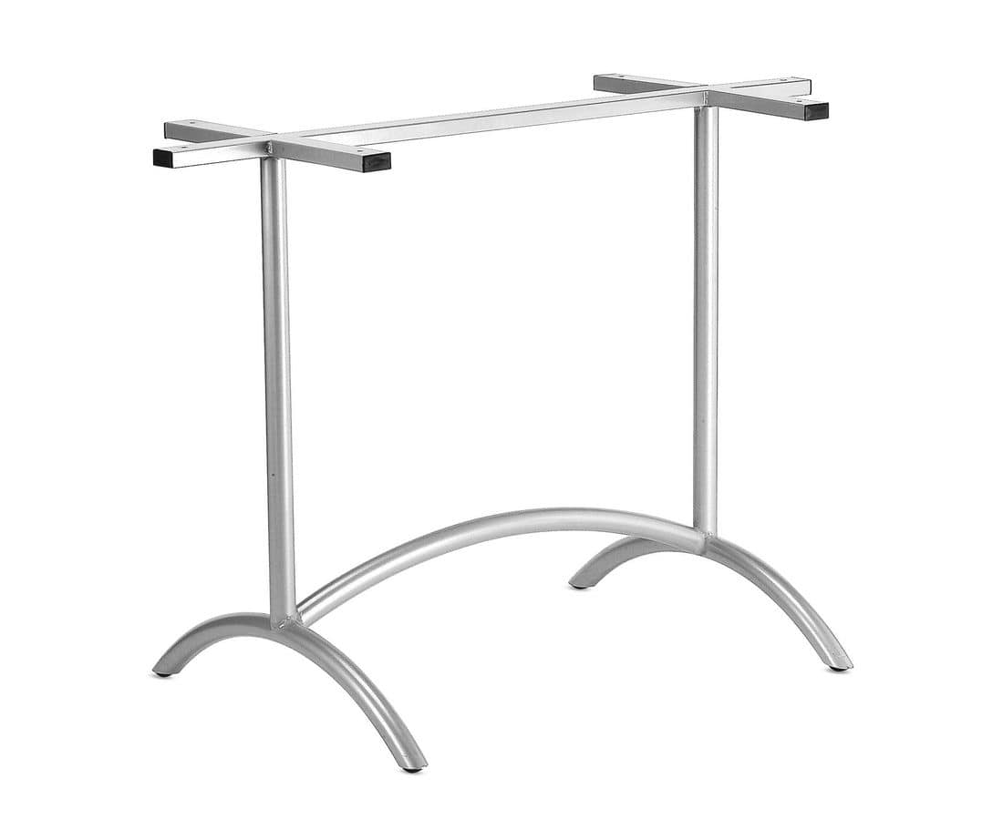 Art.325, Contract table base, metal frame