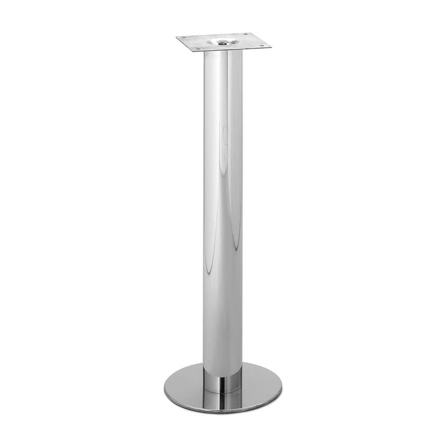 Art.72, Table base for contract use with floor fixing