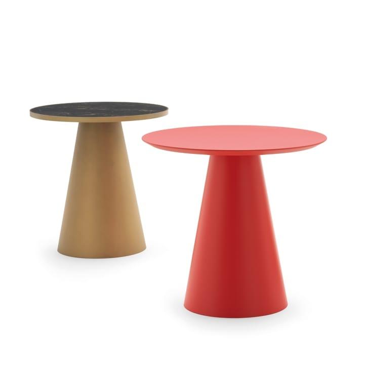 Cono 4001, Table base, conical shape