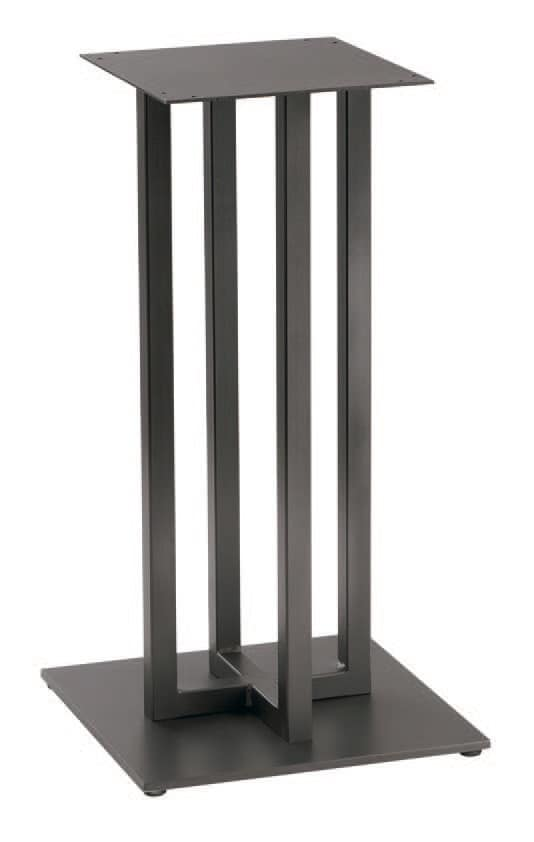 FT 016, Base for table with 4 columns, for bars and restaurants