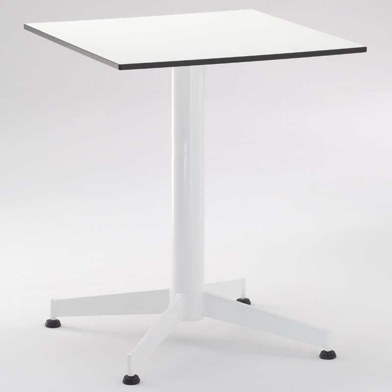 FT 022, Base for bar table, with 4 races, various colors, for bar