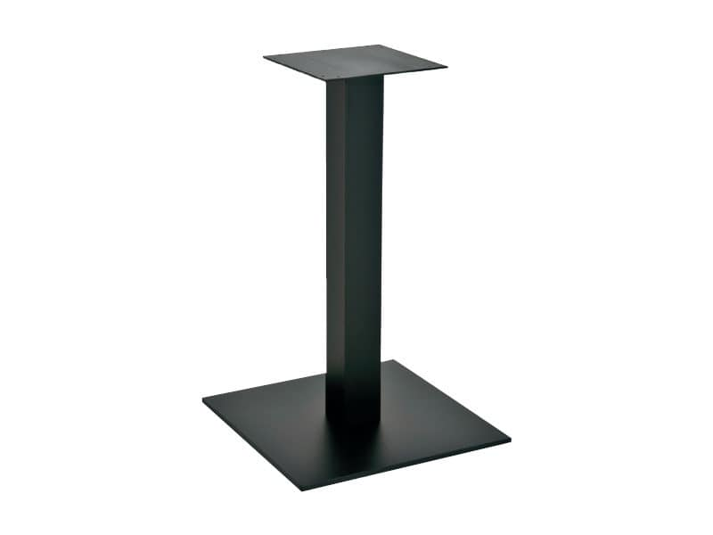 FT 050, Square table base for modern restaurant