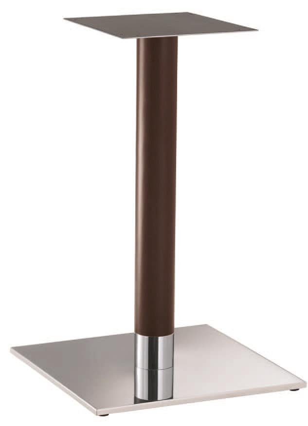 FT 070 Wood, Base for table, ideal for trendy bars