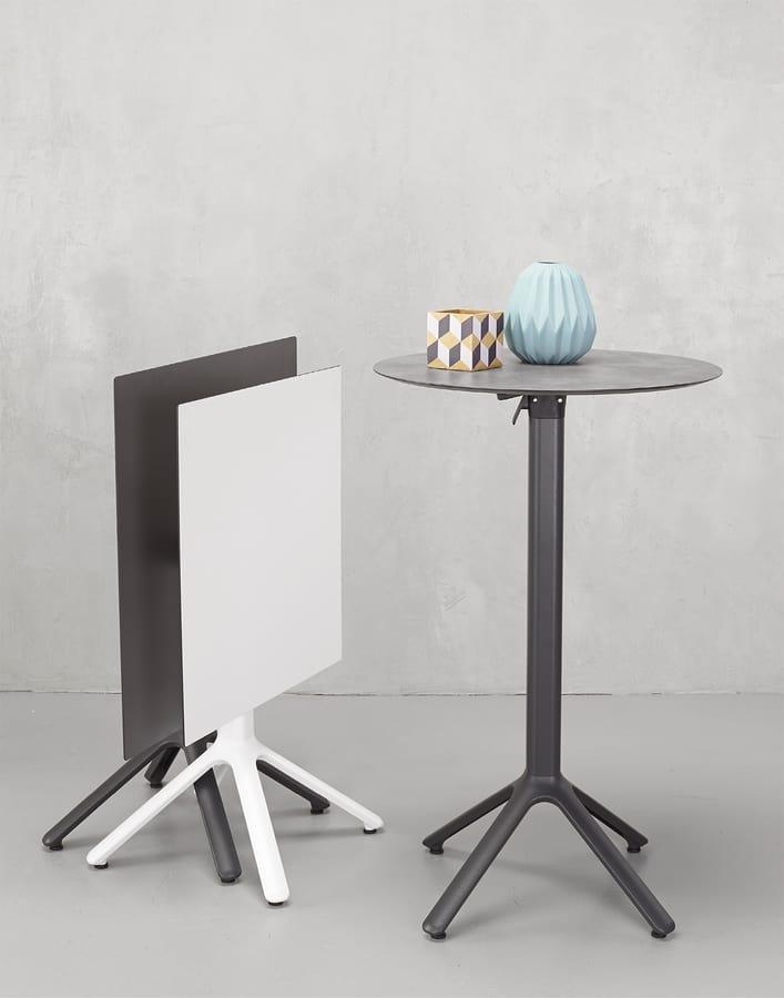 FT 800, Aluminum table base