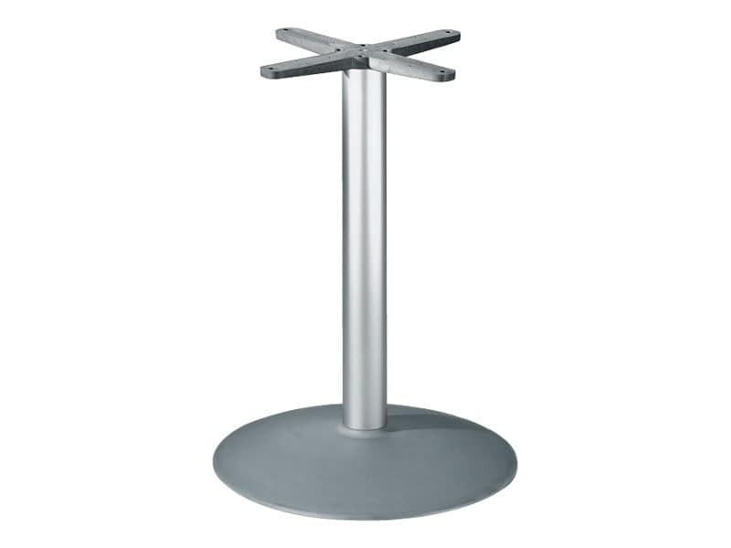 Round base cod. BTK54, Round table base for bars and restaurants