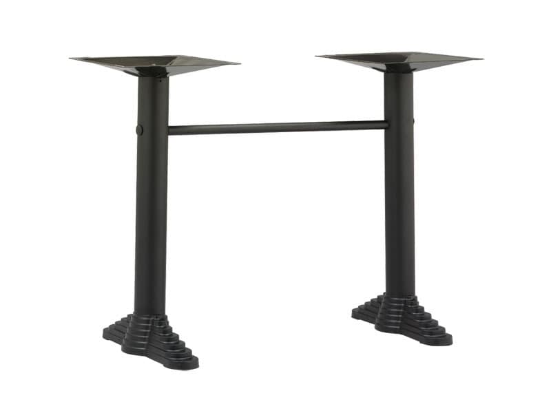 TG10, Supports for table with two columns, for bar and outdoor