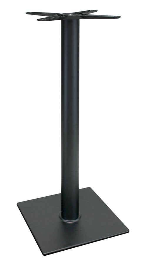 TG11 H.108, Cast iron base for high table, for bars and pubs