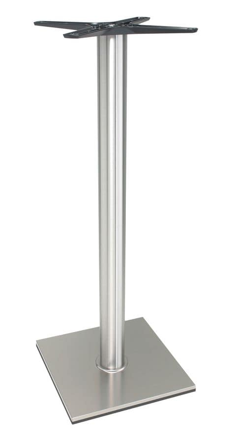 TG21 H.108, Aluminum base for high tables, for hotels and restaurants