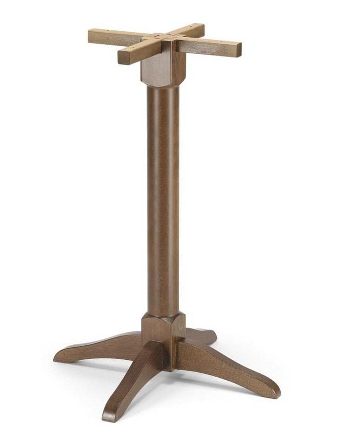 T/V02 H108, Wooden base for table