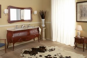 VANITY DUO 02, Bathroom cabinet with double sink