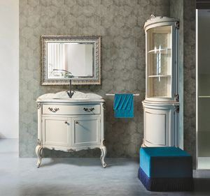 Art. 2760 Elodie, Custom made bathroom furniture