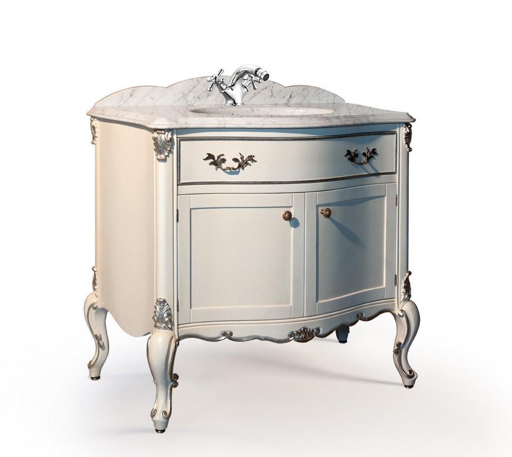 Art. 2760 Elodie, Custom made bathroom furniture