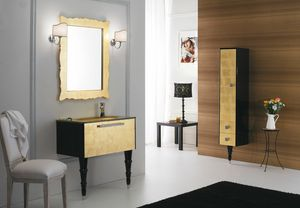 DEC� D16, Lacquered vanity unit with drawers