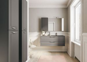 Dressy comp.01, Bathroom furniture, with traditional style