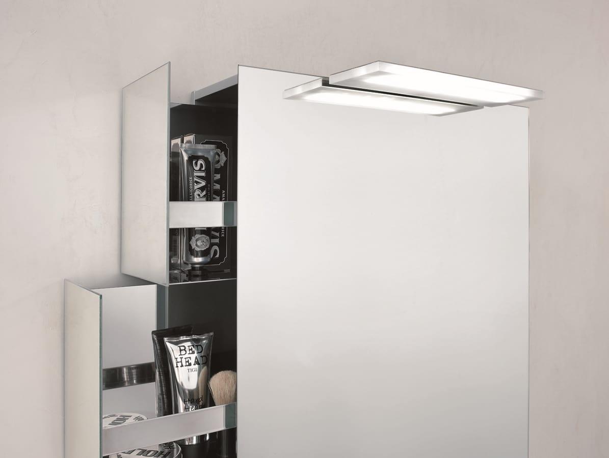Bathroom cabinet in dark elm   IDFdesign