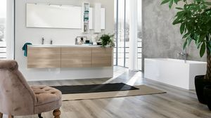 SWING SW-02, Complete furniture for a modern bathroom