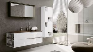 SWING SW-15, Modern style complete bathroom furniture