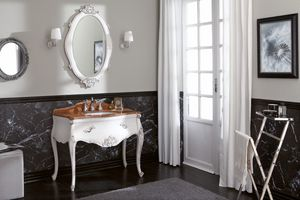 VANITY CARVED 01, Classic style bathroom furniture