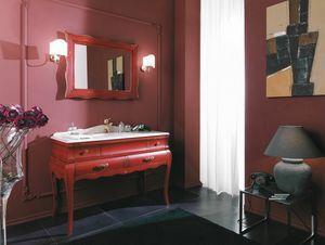 VOGUE 02, Wooden washbasin cabinet