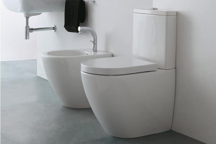 Monobloc Toilet With Toilet Seat And Bidet Idfdesign