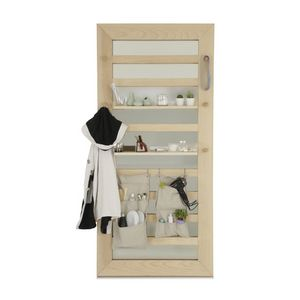 Kuba Bathroom, Bathroom storage panel