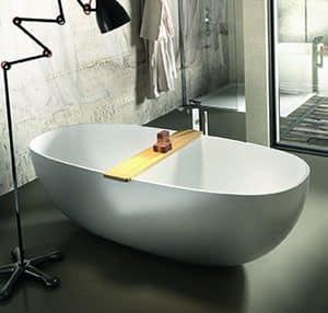 UV, Bathtub, oval shape