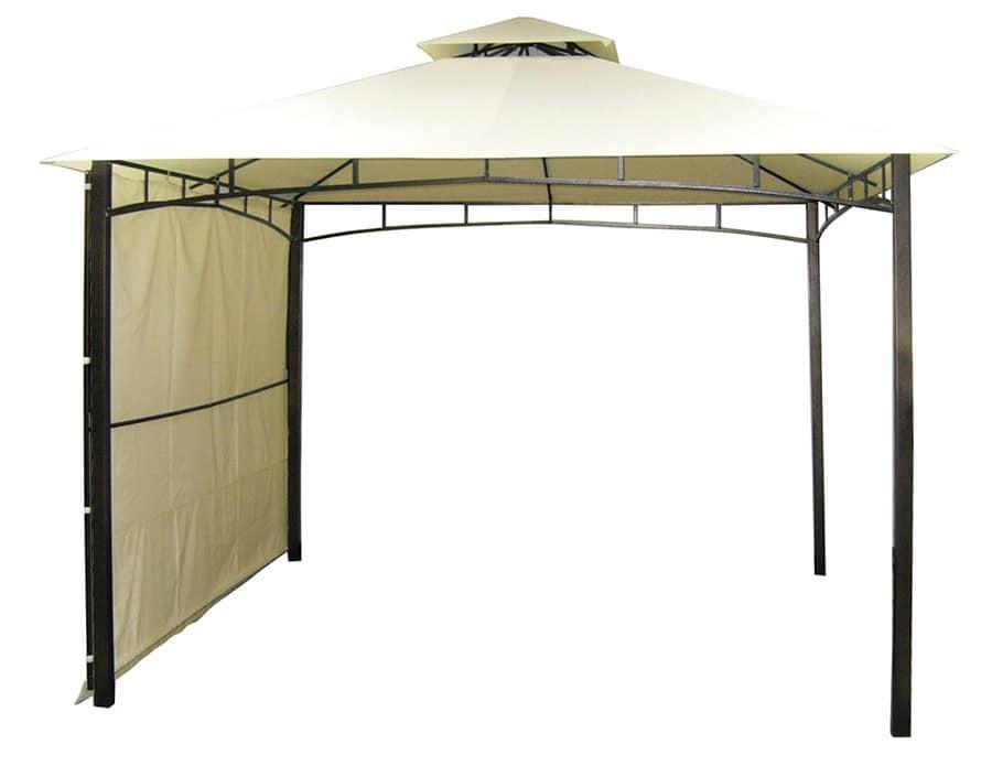 Gazebo 3.3 x 3.3 meters market bar Antigua – AN330POL, Spare cover for gazebo, easy to assemble