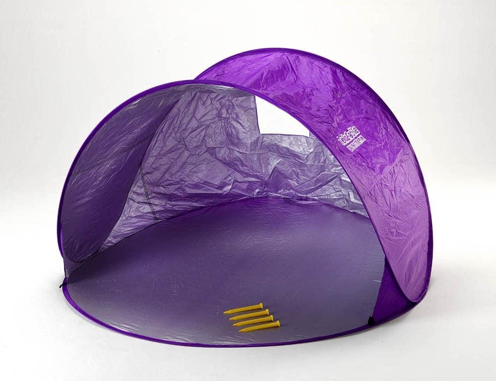 Sea beach tent Tendafacile – TF148UVA, Beach tent with mosquito net, easily foldable
