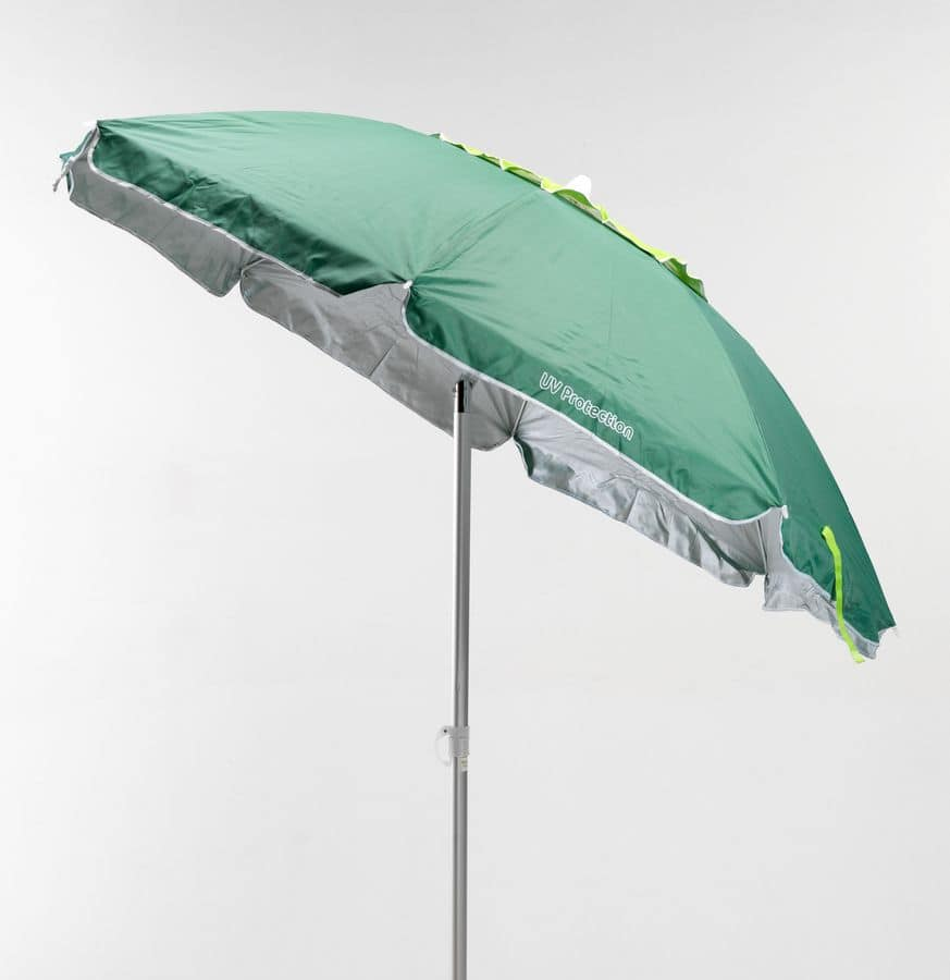 Beach umbrella Corsica – CO200UVA, Beach Umbrella, windproof, for sensitive skin