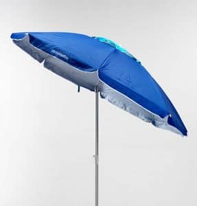 Beach umbrella Corsica – CO200UVA, Beach Umbrella, windproof, for sensitive skin