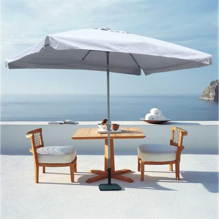 Parasol garden Eden – ED302UVA, Sun umbrellas with easy mechanism for gardens and pools