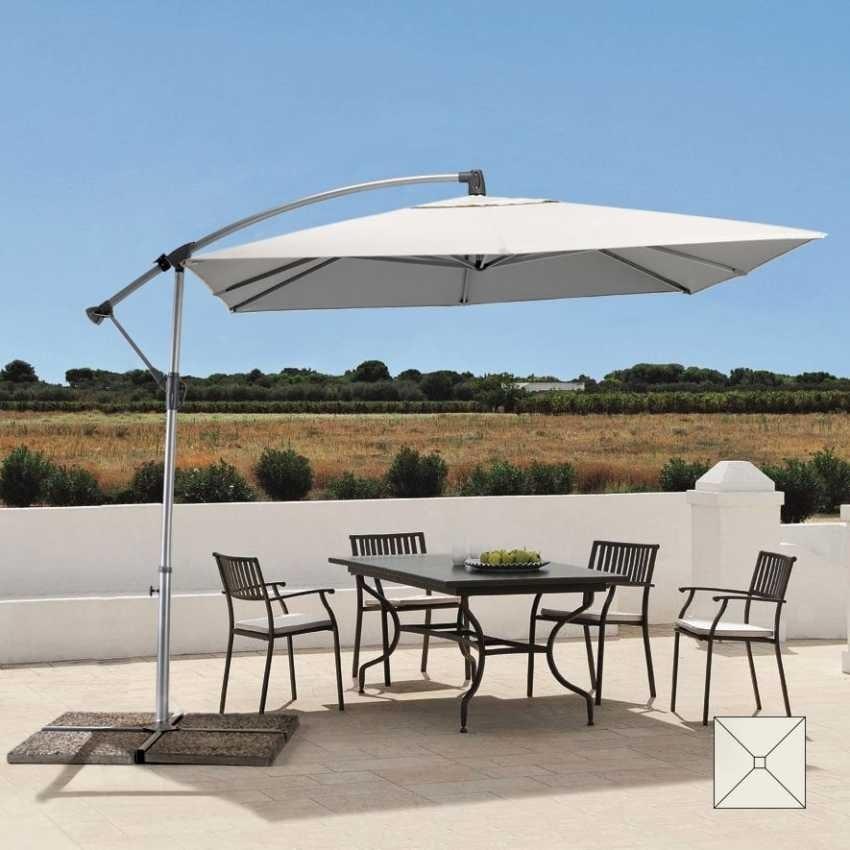 Umbrella Garden U2013 GA300UVA GA303UVA, Patio Umbrella With UV Protection