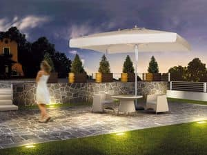 Milano standard, Sun umbrella for garden