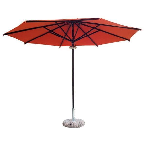 Napoli telescopic, Umbrella for garden with telescopic system