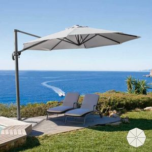 Professional garden umbrella Paradise � PA300UVA, Sun umbrella with decentralized supporting pole