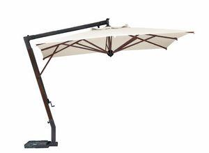 Par� 3040, Rectangular wooden cantilever parasol