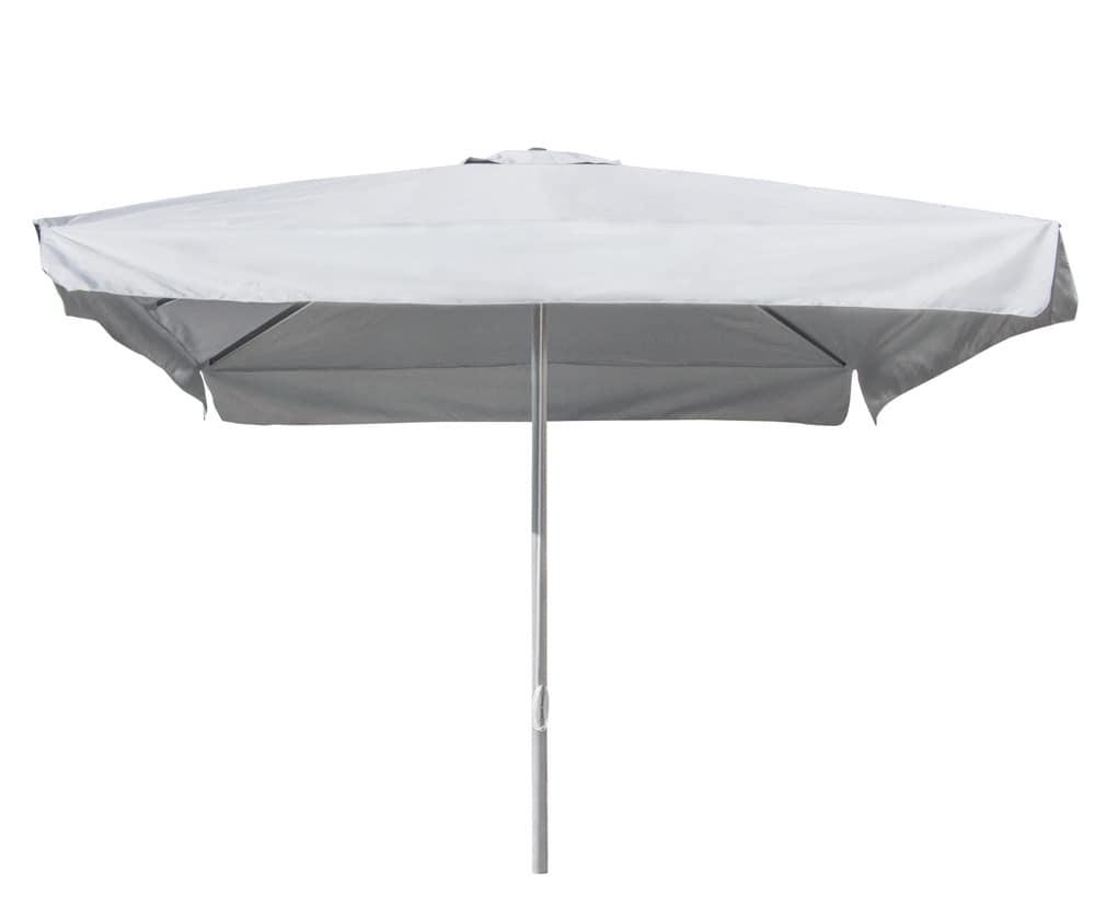 Umbrella central pole pool garden Marte – MA300UFR, Umbrella with anti-wind reinforced slats