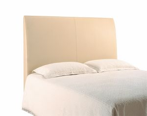 Scarlett double bed headboard, upholstered, Padded headboard for hotel beds