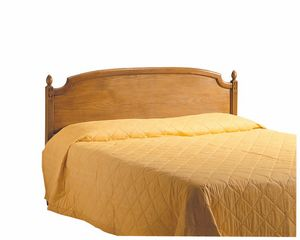 Villa Borghese double bed headboard, Directoire style bed headboard, for luxurious hotel rooms