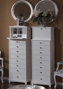 3615 TALLBOY, Classic tallboy for bedrooms
