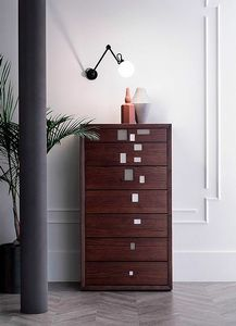Break Up, Weekly chest of drawers in wood